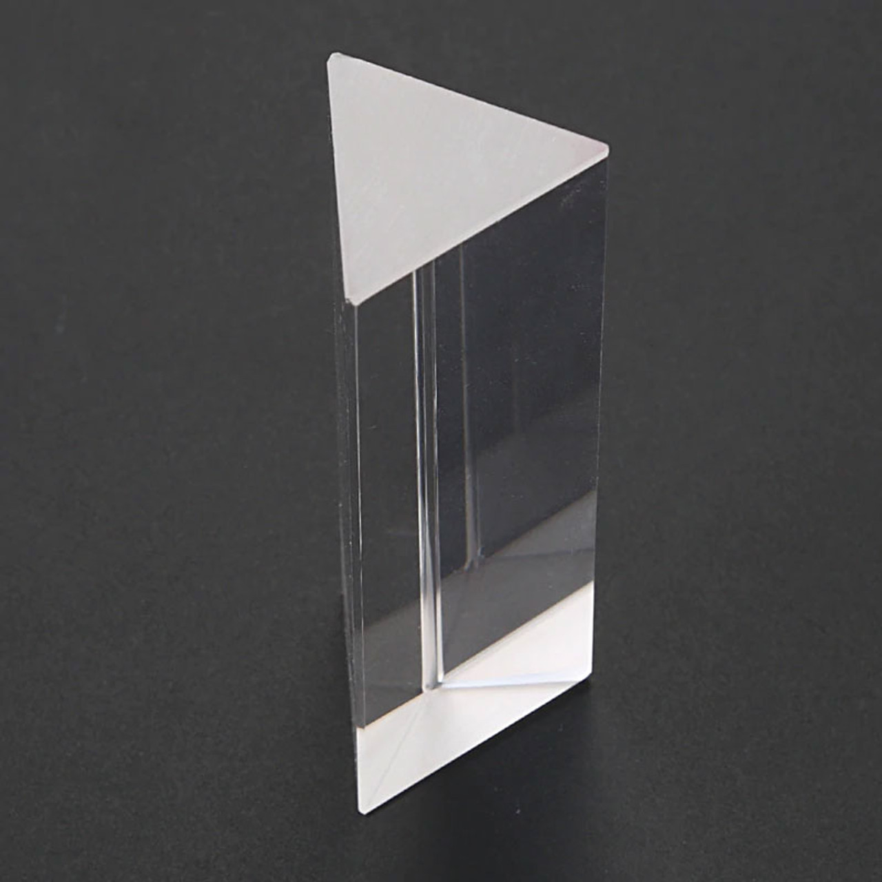Glass Prism, Equilateral (Length 50 mm, Face 25mm)