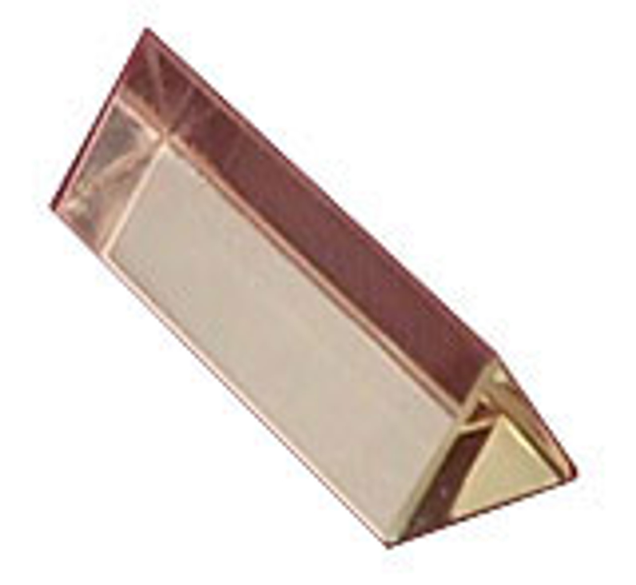 Acrylic Prism, Equilateral - 25x100