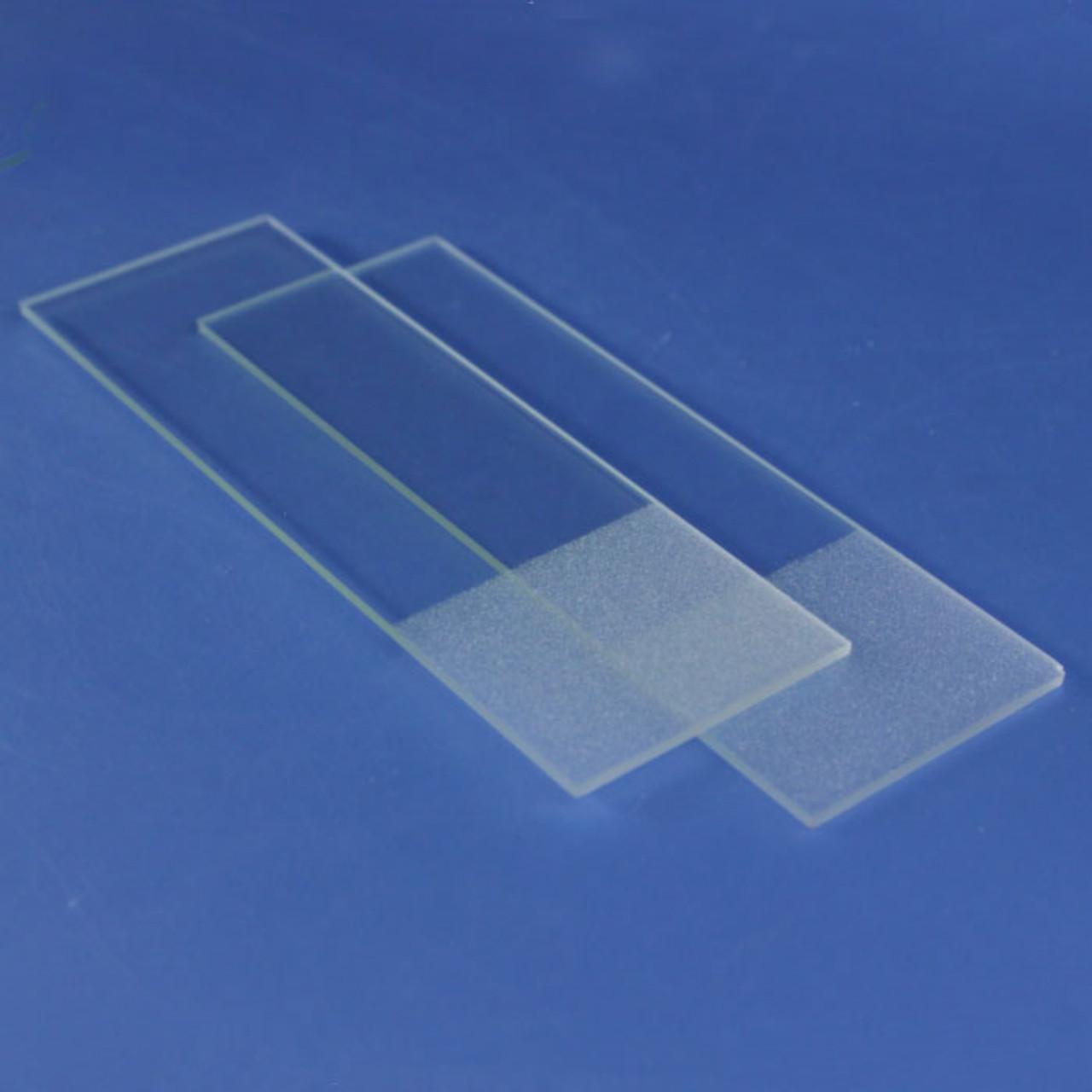 Microscope slides glass