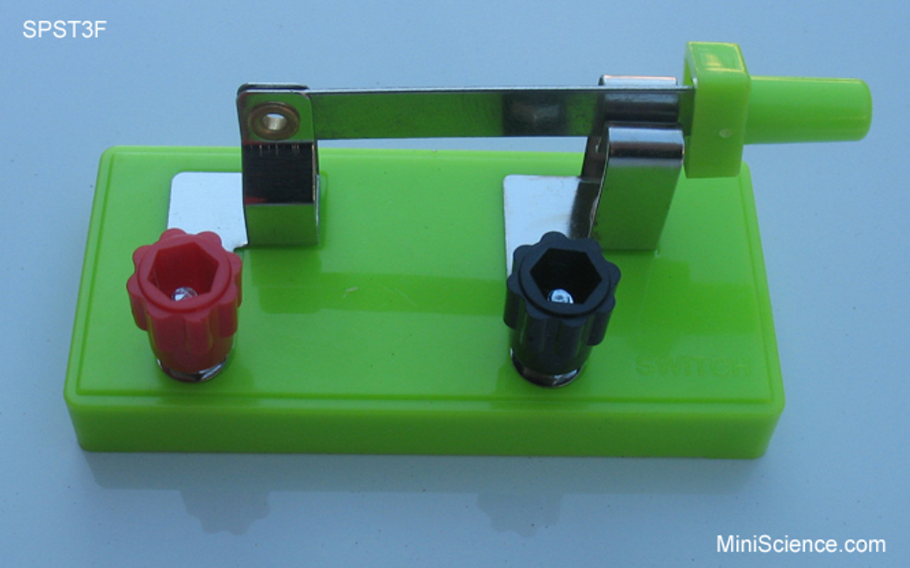 Simple Switch, Knife Switch, SPST