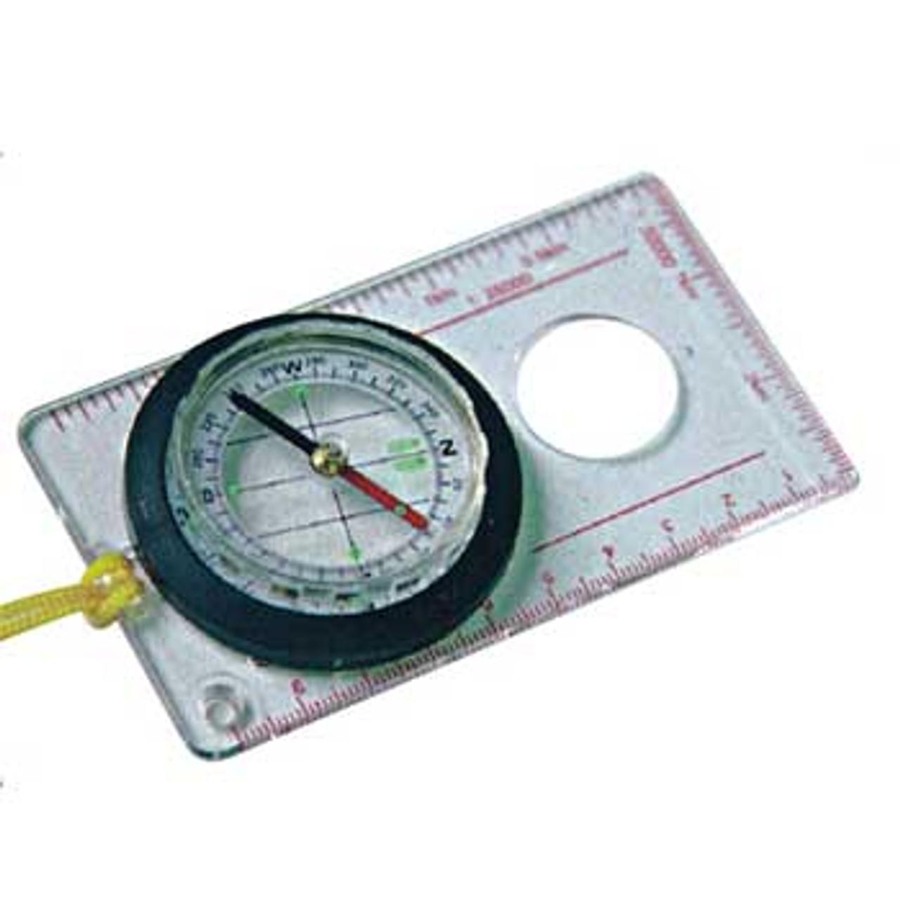 Map Measure Compass