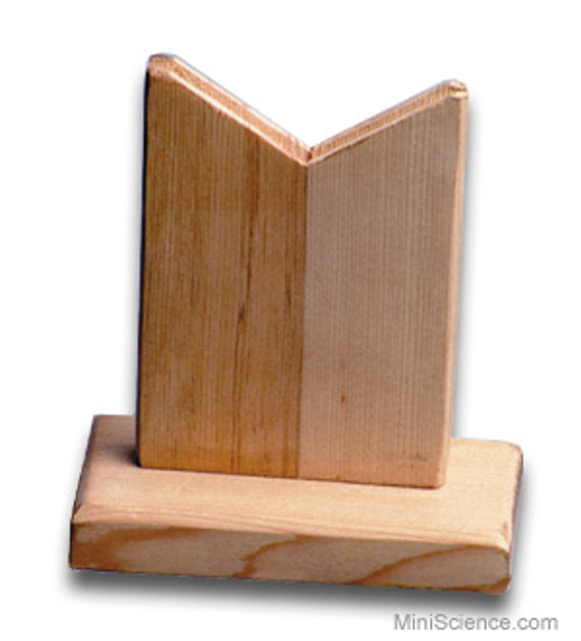 Wooden Stand for Lens and Mirror