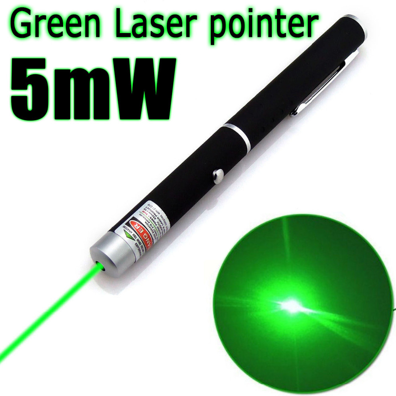 Laser Pointer, Green