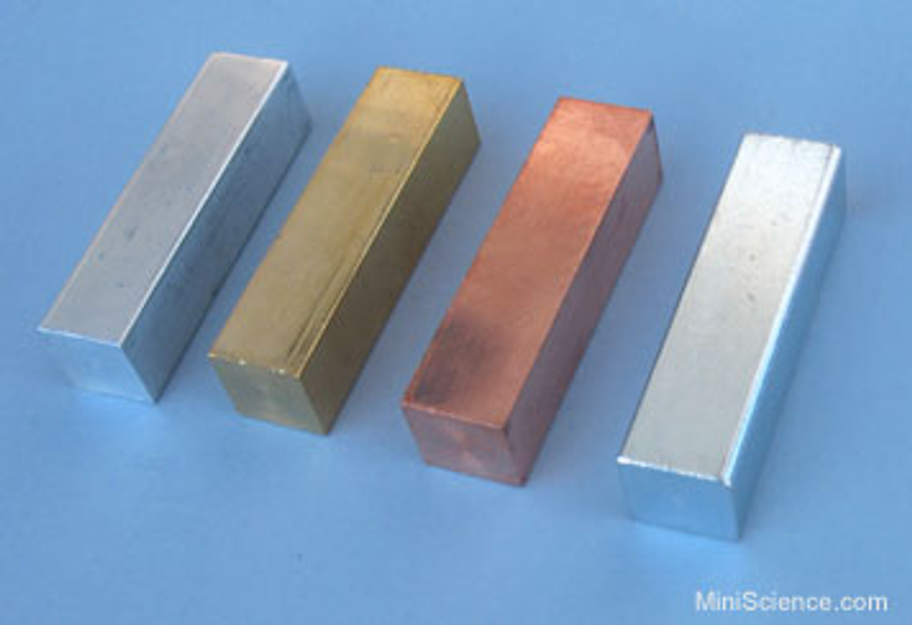 Metal Blocks (Density Blocks Set of 4)