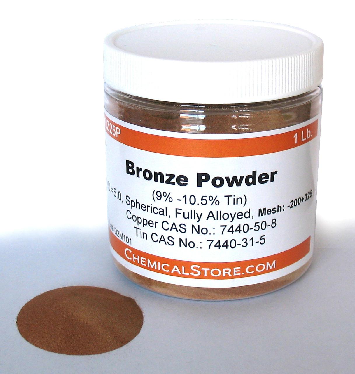 Bronze Powder, Filter Grade 25