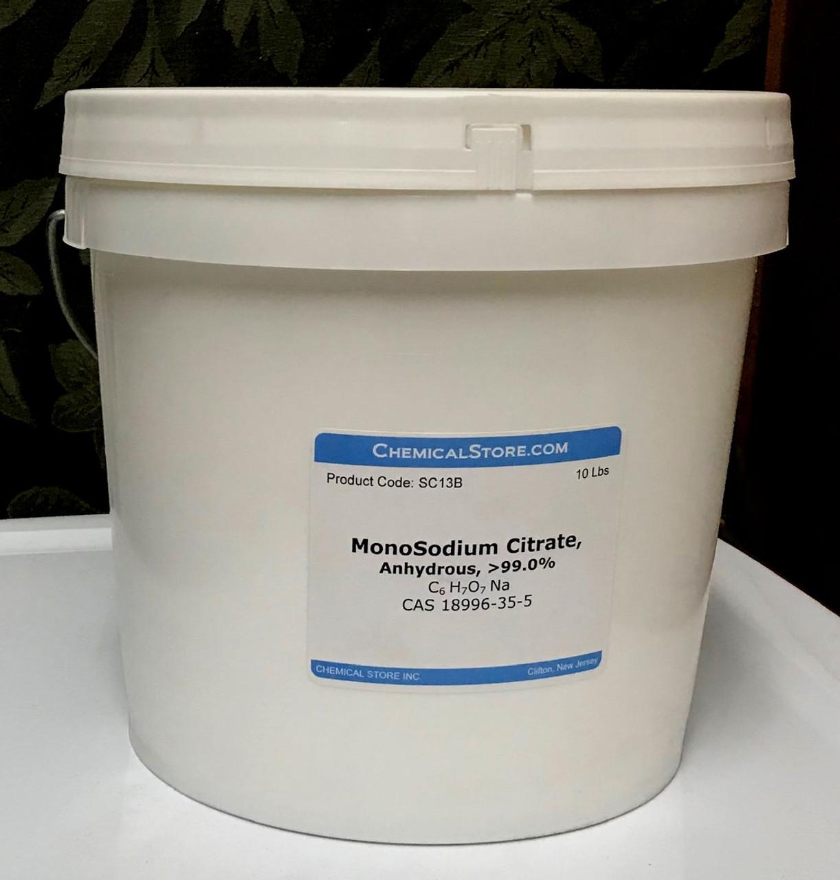 Monosodium Citrate