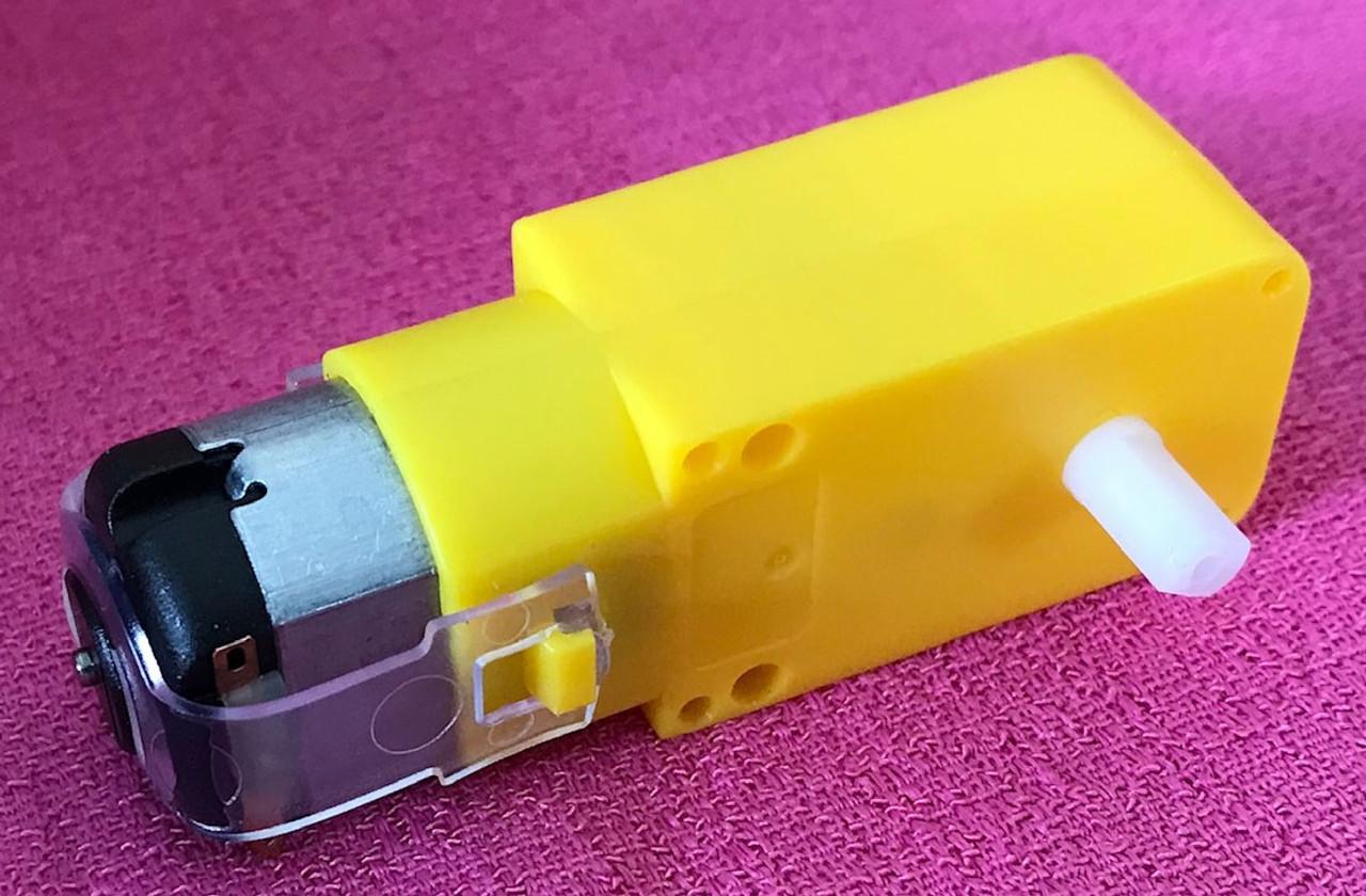 Low speed gear motor DCGM130TT