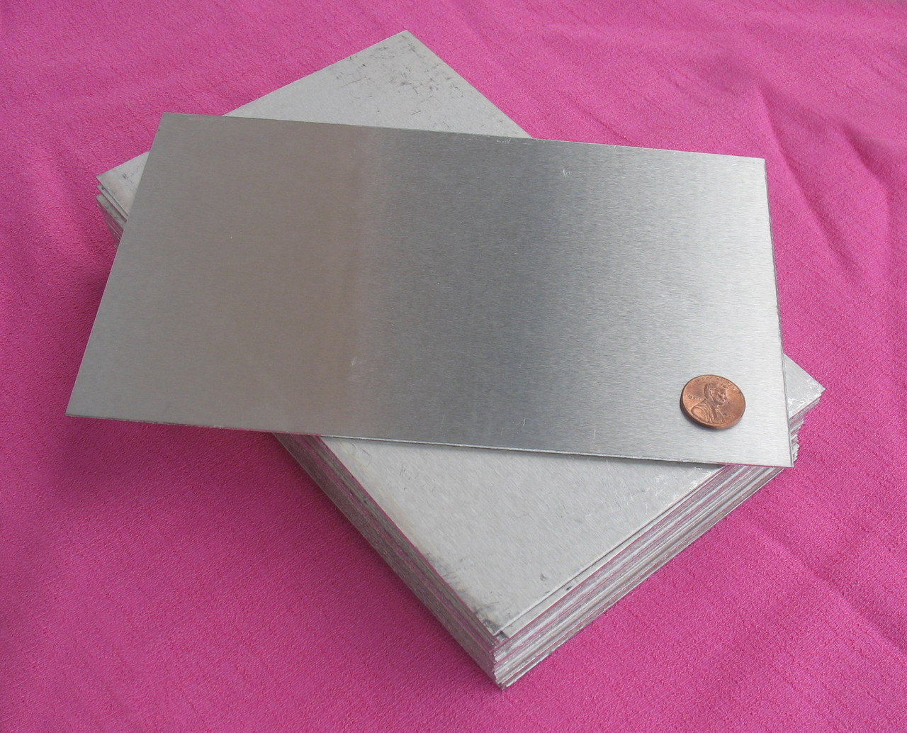 Magnesium sheet metal
