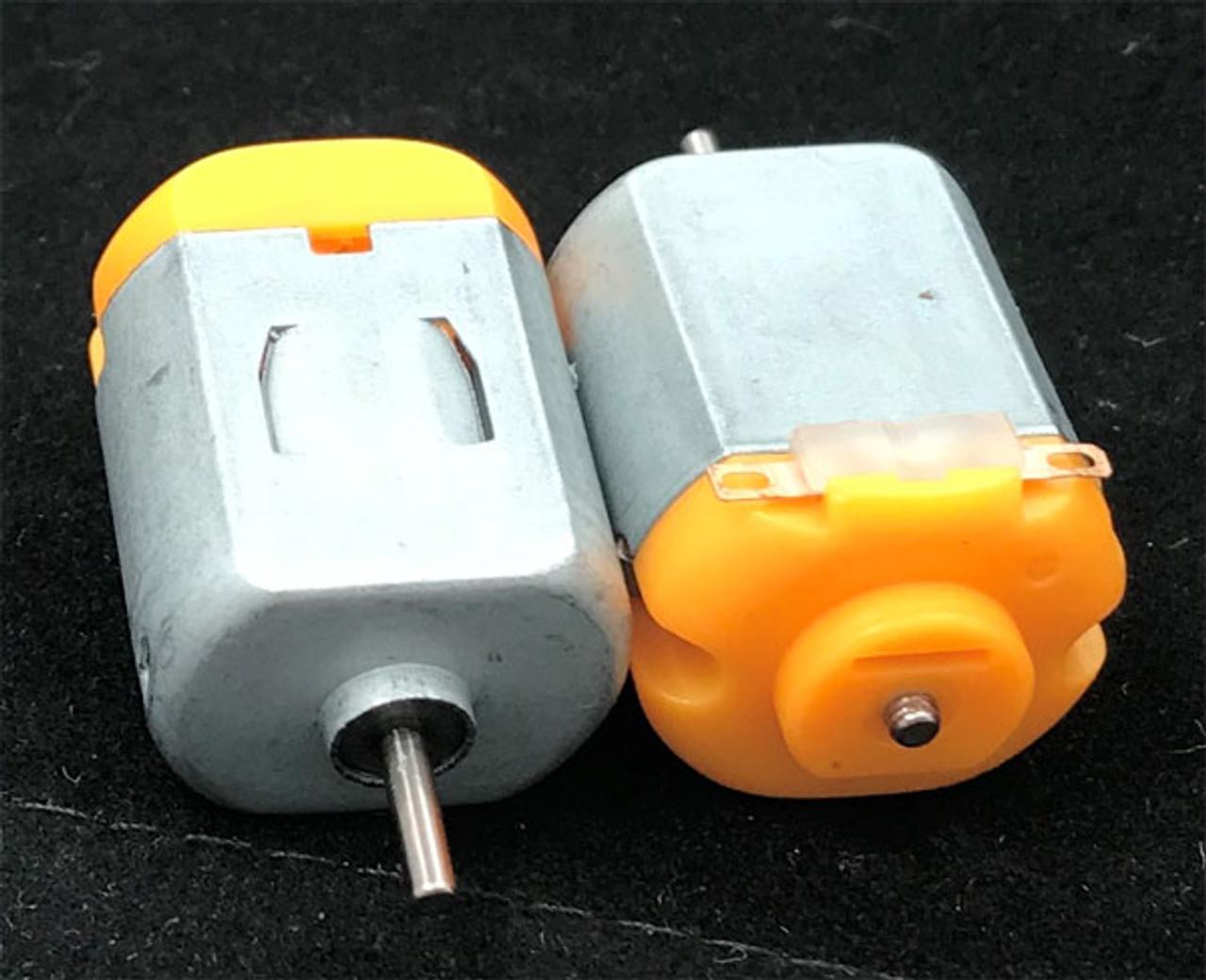 Toy motor generator, strong