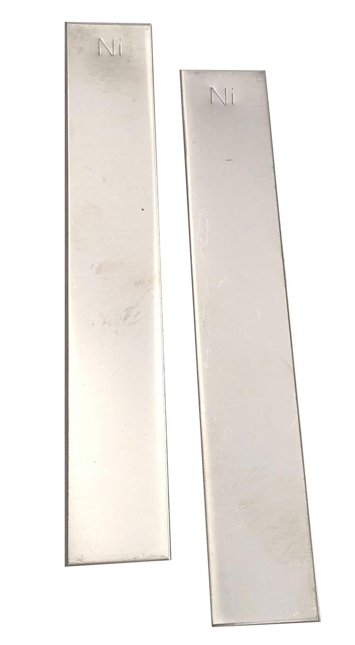 """Nickel Electrode (Nickel Anode), 5"""" x 3/4"""""""