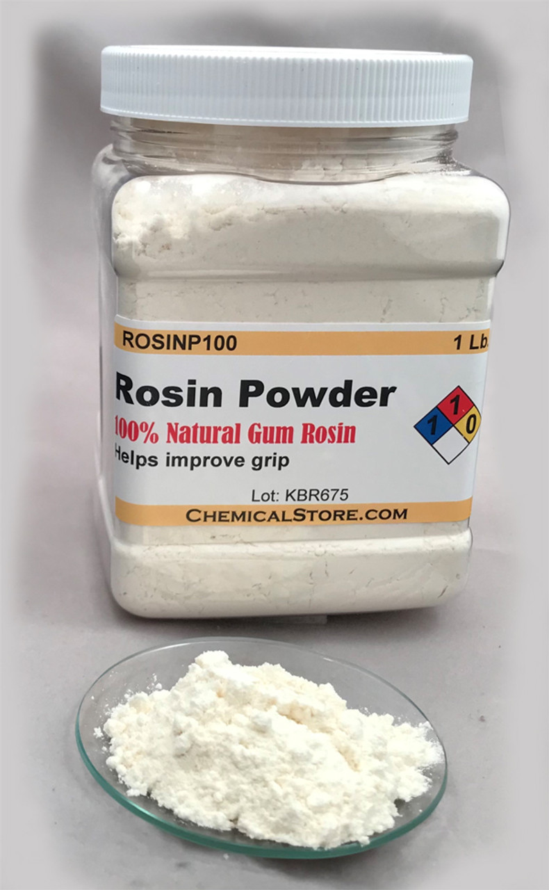 100% natural rosin powder