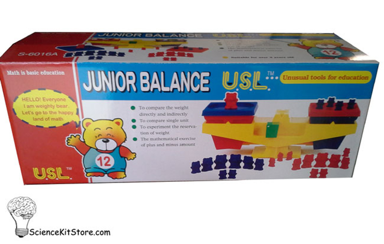 Educational Balance Scale gift packaging
