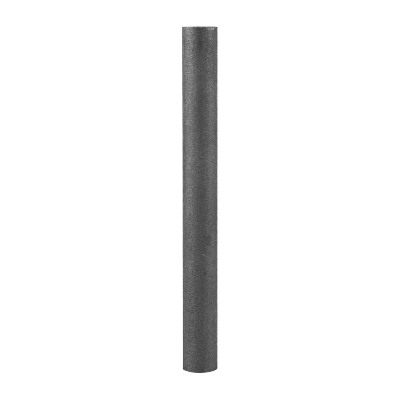 Aigend Graphite Rod 5pcs 99.9/% Graphite Electrode Cylinder Rod Good Electrical Conductivity Graphite Rod Length 100mm Diameter 10mm