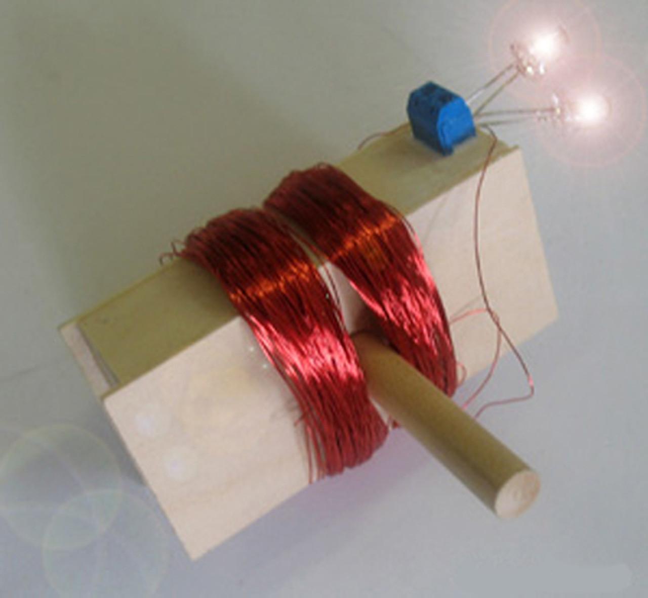 Wooden Generator Science Kit
