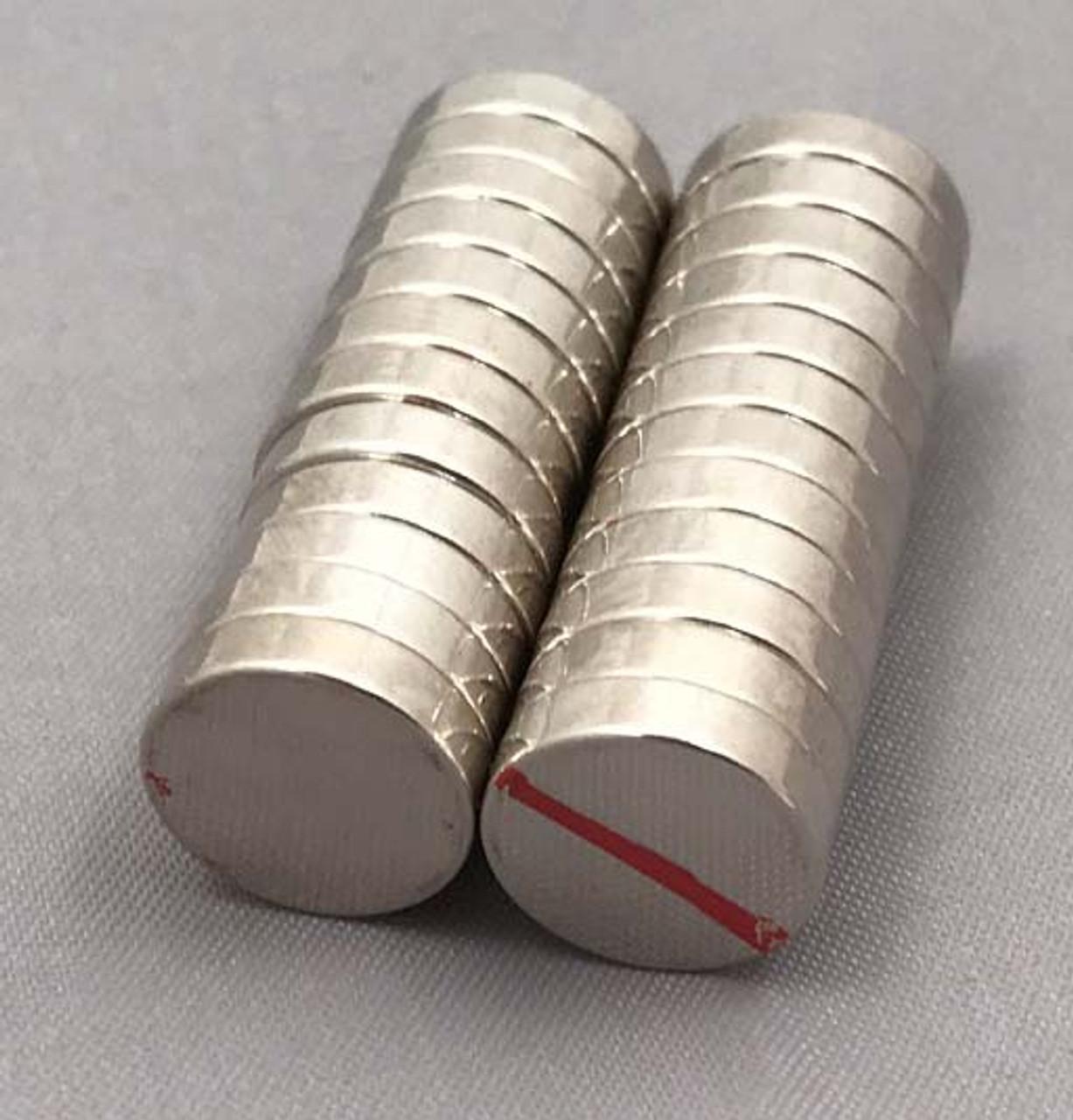Neodymium Disk Magnet, N35.500.125