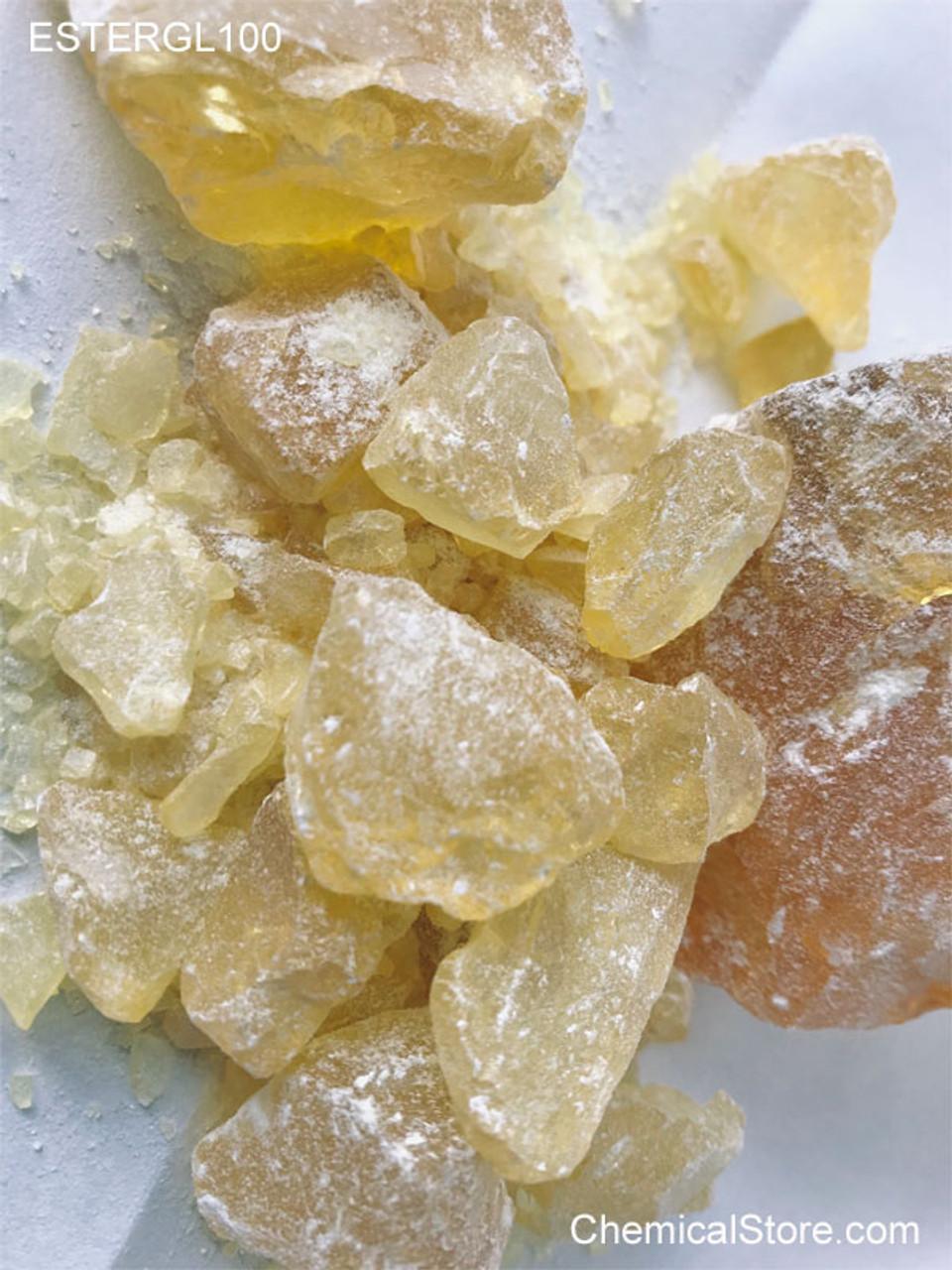 Ester Gum 100 (Glycerol Ester of Pine Rosin with 100ºC Softening Point)