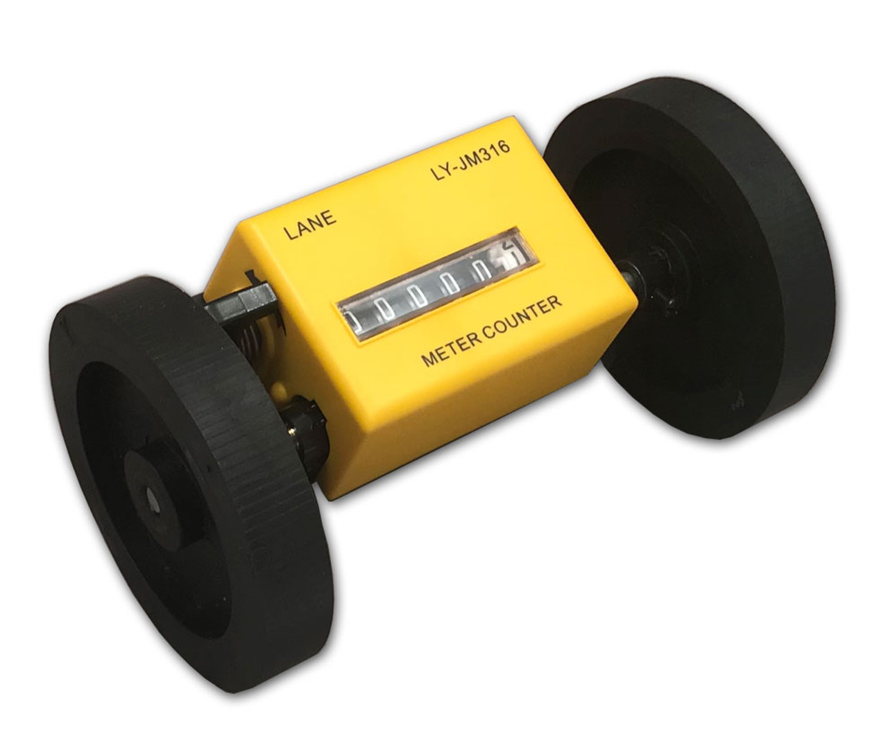 Yard Counter Meter Counter wire fabric length wheel textile mechanical meter counter