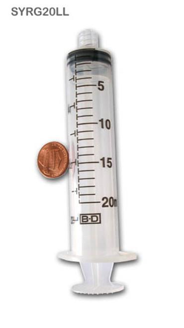 Syringe, 20mL