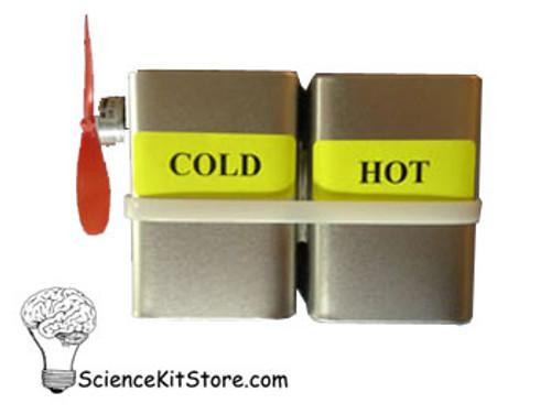 Thermoelectric Generator Kit (Essentials)
