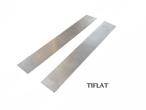 Titanium Electrodes, Flat