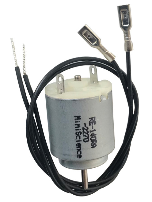 Hobby Motor Generator with Connection Wires
