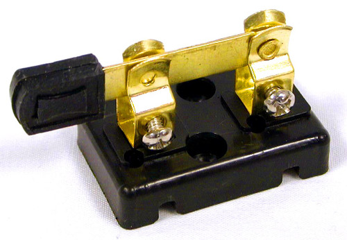 Simple Switch (Knife Switch), SPST