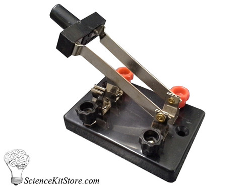 Knife Switch, DPST, Deluxe