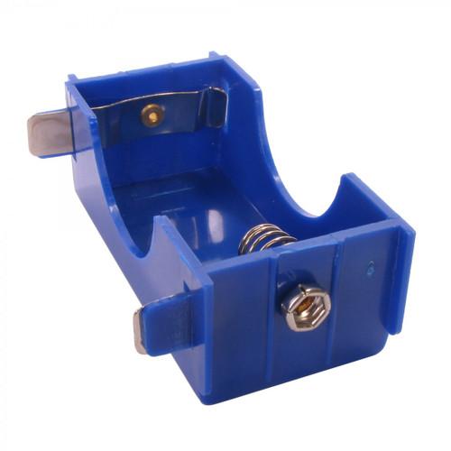 Easy plug 1-D linkable battery holder