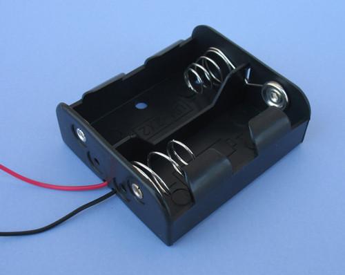Battery holder, battery box 2C