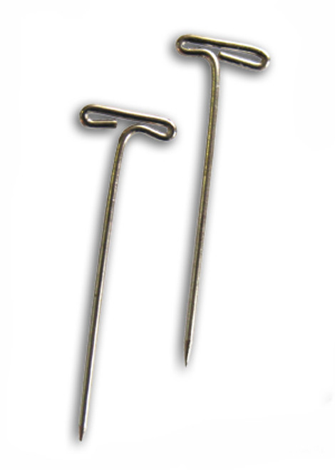 T-Pins, Dissection Pins, 25 mm (Pack of 500)