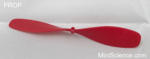 "Plastic Propeller, 5"" span"