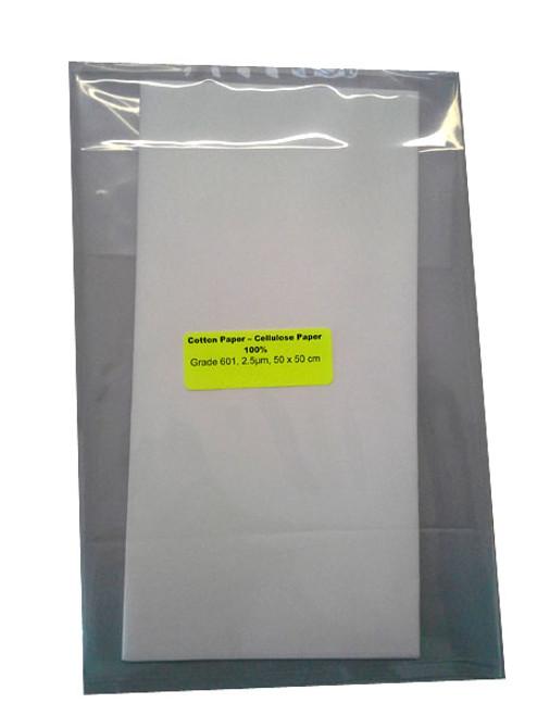 Cotton Paper - Cellulose Paper - 2.5 um Filter Paper