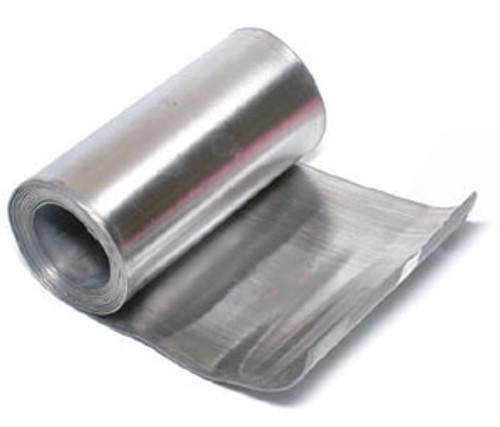 "Lead Metal Sheet, 2 Sq. Ft (1' x 2' x 1/16""), 7 - 8 Lbs"