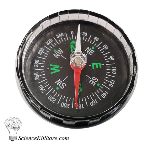 Plastic Compass without Liquid, wholesale