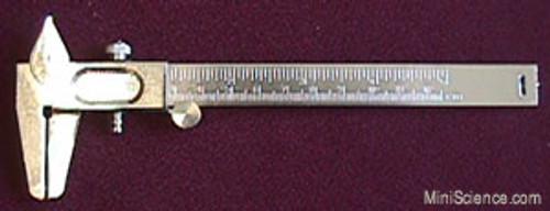 Vernier Caliper, Dual Scale