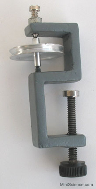 Science Lab Clamps, Table Clamp Pulley, Science Project