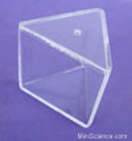 Prism, Hollow, Acrylic