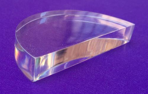 Block, Acrylic Semi-circular