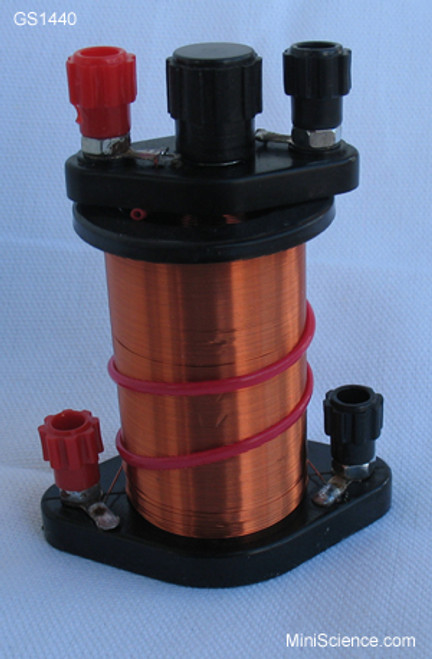 Primary and Secondary Coils