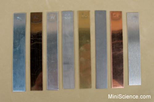 Metal Electrodes Set of 8