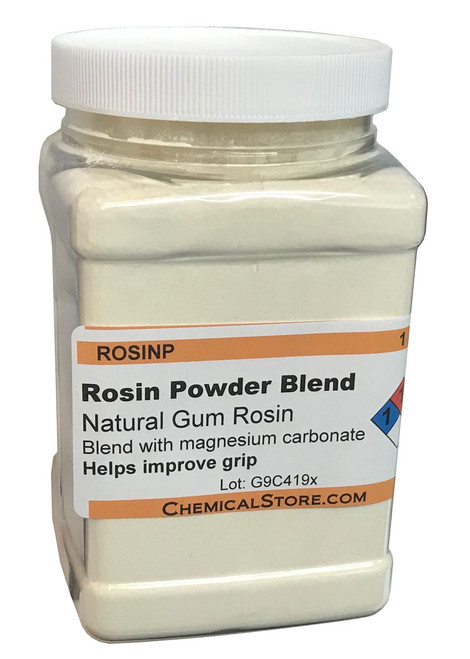 Rosin Powder, Natural, Blend