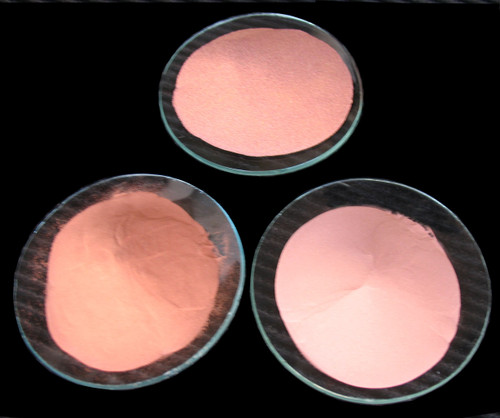 CU118SP is a fine, high density, high purity spherical copper powder that provides high heat conductivity and electrical conductivity properties to your products.