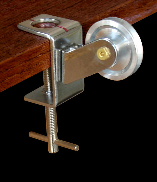 Table Clamp Pulley, Metal