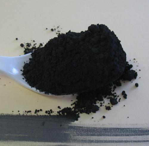 Conductive and lubricant graphite that creates metallic shine