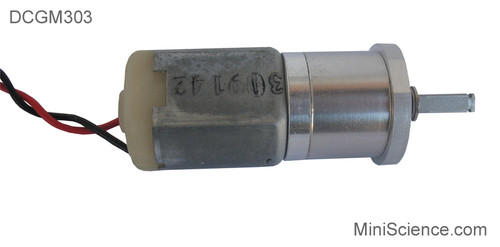 DC Gear Motor, low speed gear motor, 3-18 Volt