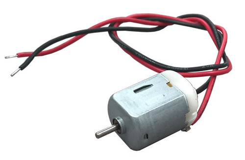 Motor with wire, Toy motor, Flat