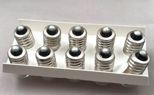 Low current, Miniature, E10 light bulbs