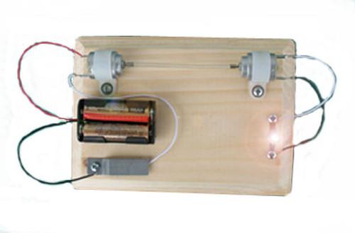 Motor Generator Demonstration Kit