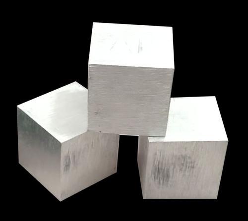 Aluminum Cubes 20x20x20 mm