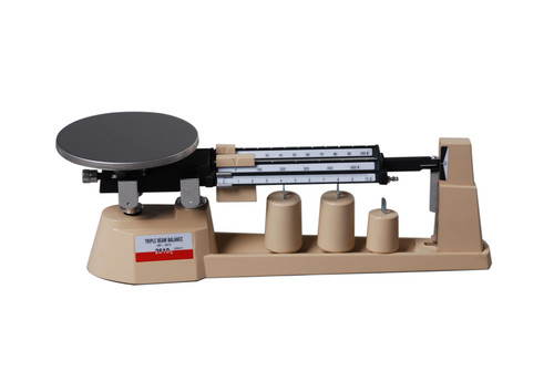 Three Beam Balance Scale, Laboratory Scale